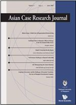 ASIAN CASE RESEARCH JOURNAL