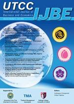 UTCC International Journal of Business and Economics