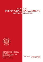 Journal of Supply Chain Management Research and Practice
