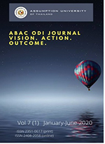 ABAC ODI Journal. Vision. Action. Outcome.
